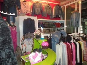 Sang shop thời trang tại Hà Nội