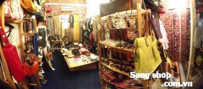 Sang shop thời trang Thái Lan
