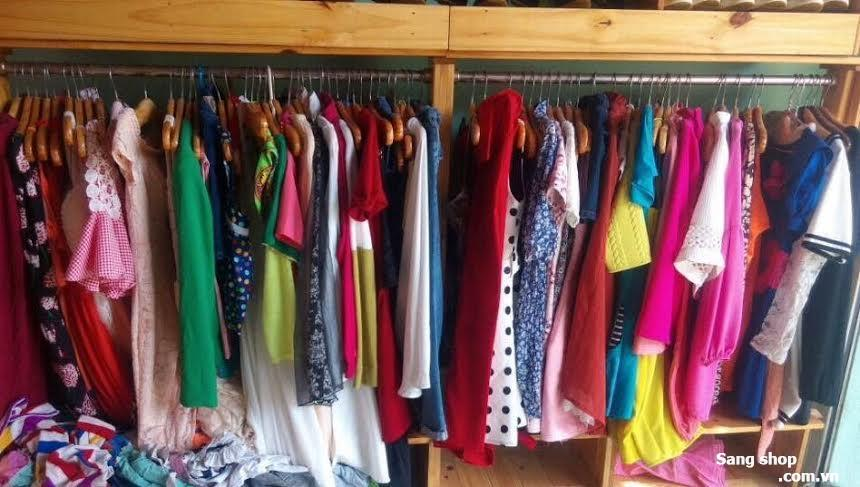 Sang shop thời trang - Thanh lý 1 dàn tủ lớn để mở shop