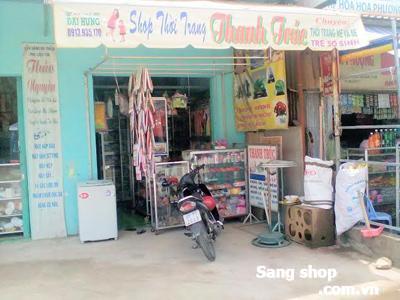 Sang shop thời trang Thanh Trúc