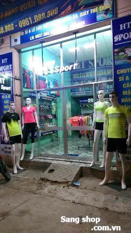 Sang Shop Thời Trang Thể Thao
