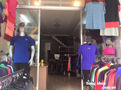Sang shop thời trang thể thao quận Tân Phú