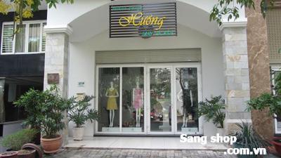 Sang shop thời trang thiết kế may và bán