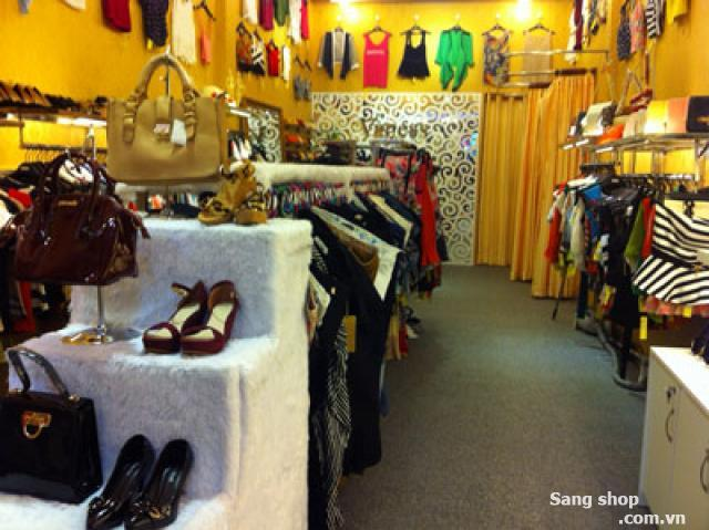 Sang shop thời trang, Trần Quang Diệu, Q.3