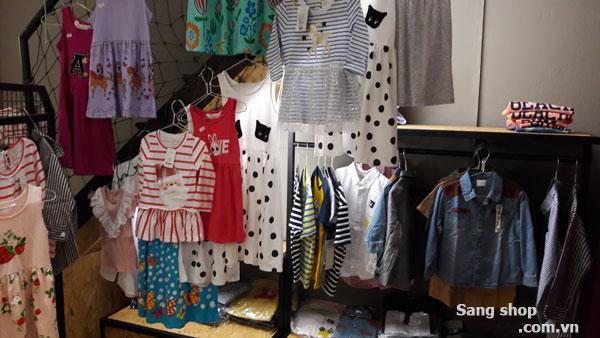 Sang shop thời trang trẻ em cao cấp mới khai trương