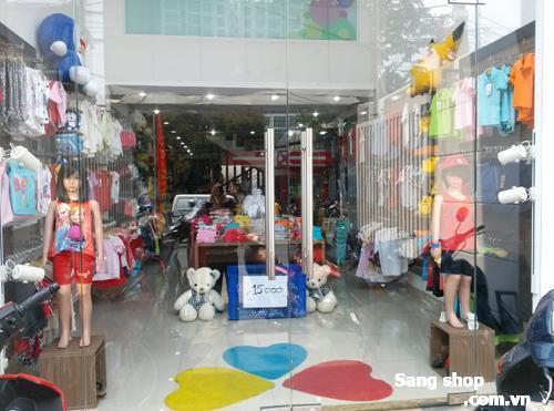 Sang shop thời trang trẻ em cao cấp Quận 7