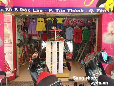 Sang Shop Thời Trang Trẻ Em Gần Chợ Tân Phú
