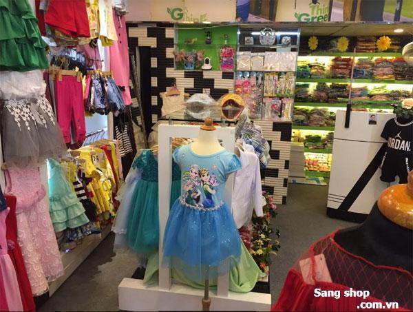 Sang Shop thời trang trẻ em gấp Quận 11