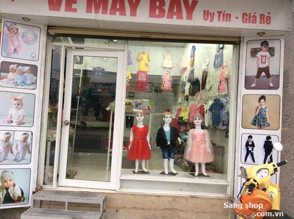 Sang shop thời trang trẻ em, hàng mới nhập còn nhiều