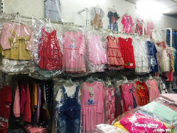 Sang Shop thời trang Trẻ Em, MB 5tr / tháng