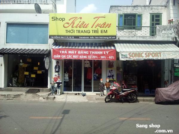 Sang Shop Thời Trang Trẻ Em quận 10