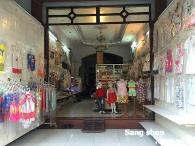 Sang shop thời trang trẻ em quận Tân Bình