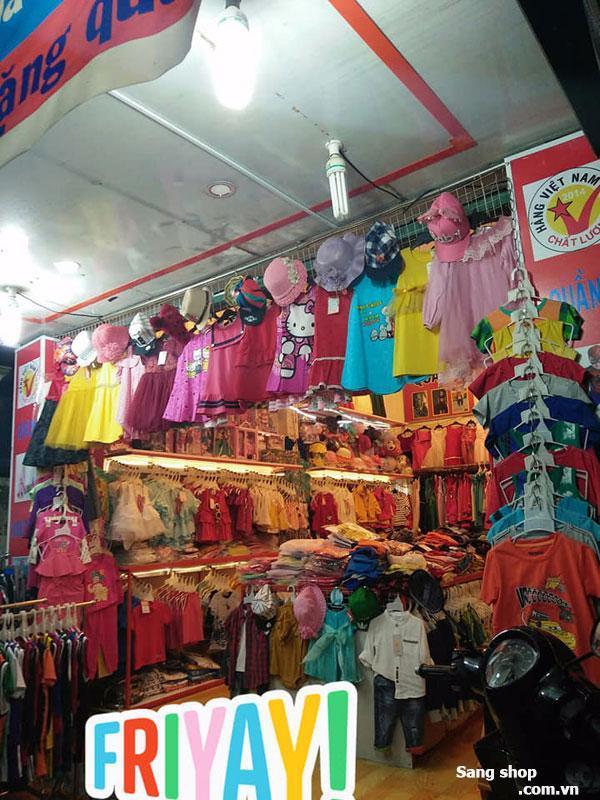 Sang Shop thời trang trẻ em tại Thuận An, Bình Dương