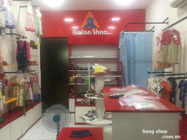 Sang shop thời trang trẻ em Thái Lan Quận Tân Phú
