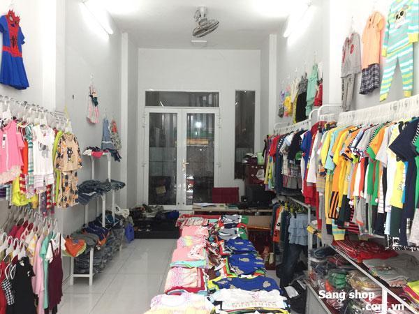 Sang shop thời trang trẻ em VN-VNXK quận 9