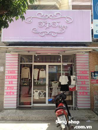 Sang shop thời trang trung tâm quận 11