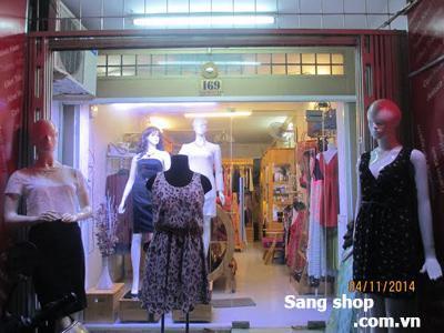 Sang Shop thời trang trung tâm quận 5