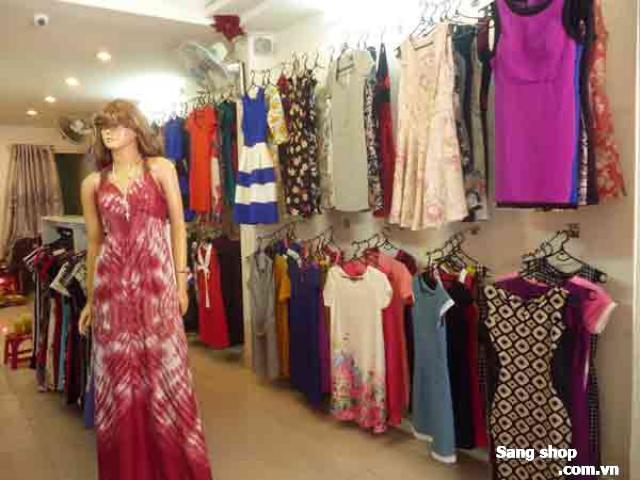 Sang shop thời trang váy đầm cao cấp