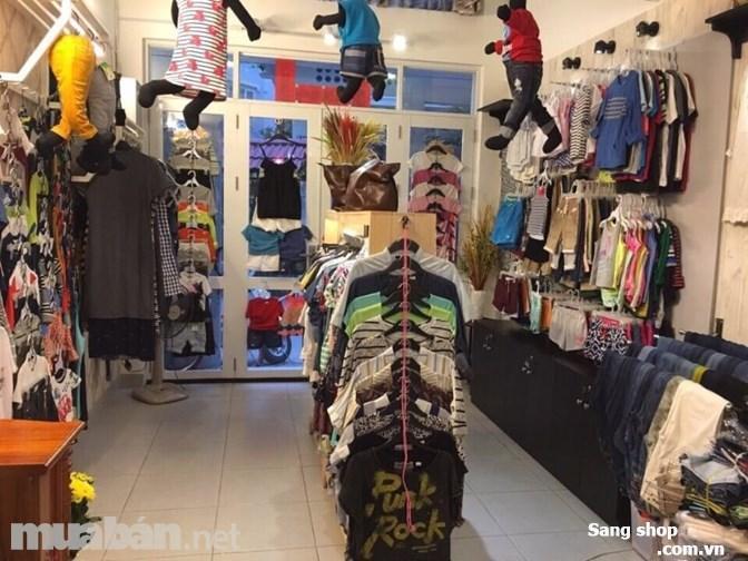 Sang shop thời trang xuất khẩu