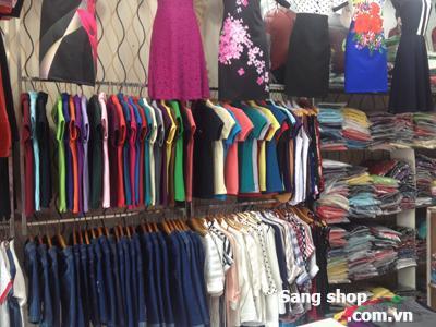 Sang shop thời trang xuất khẩu Nam - nữ