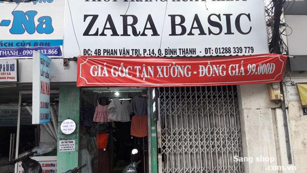 Sang shop thời trang ZARA BASIC