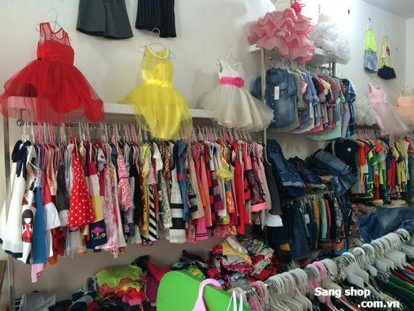 Sang Shop Trẻ Em Hàng Thái , gần chợ Gò Xoài