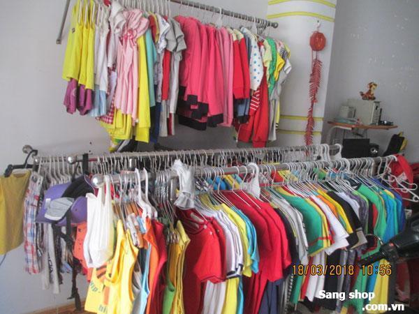 Sang Shop Trẻ Em khu Cư Xá Ra Đa