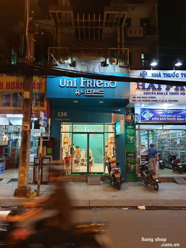 Sang shop trẻ em thương hiệu Unifriend Hàn Quốc Tân Bình