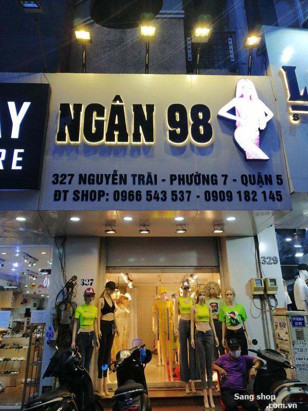 Sang Shop trên con đường chuyên kinh doanh thời trang