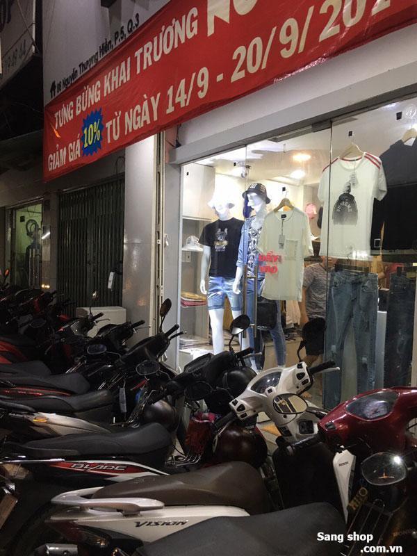 Sang shop trung tâm quận 3