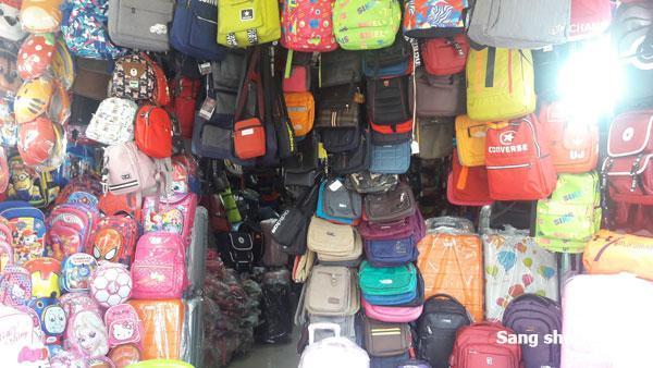 Sang gấp Shop túi xách - ba lô cao cấp