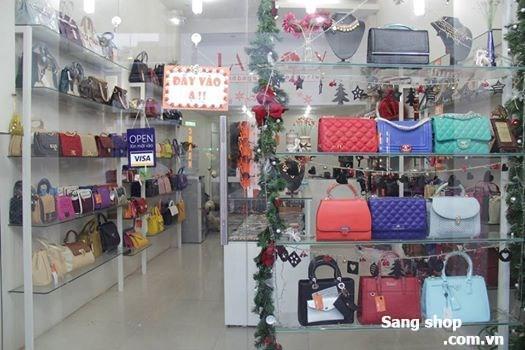 Sang Shop túi xách đường Nguyễn Đình Chiểu quận 3
