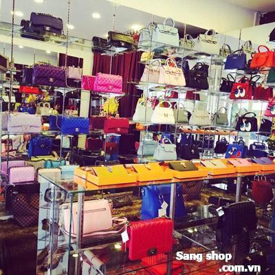 Sang shop túi xách quận 3