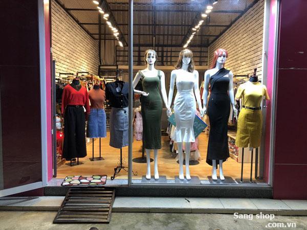 Sang shop vị trí đẹp đường Cách Mạng Tháng 8