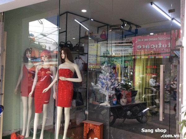 Sang shop vị trí đẹp đường Thoại Ngọc Hầu