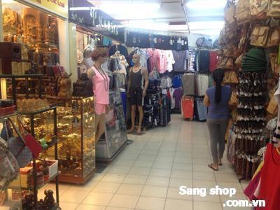 Sang Shop vị trí đẹp tại SaiGon Square