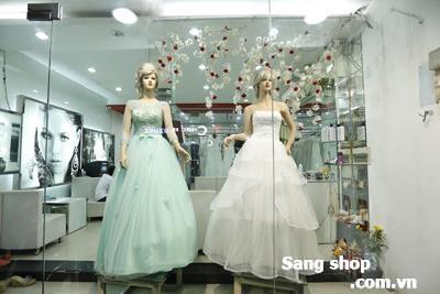 Sang Studio áo cưới đường Thống Nhất