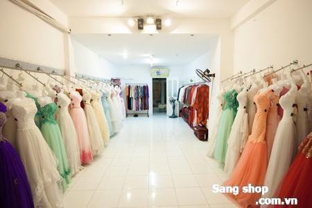 Cần sang gấp, giá rẻ studio áo cưới đường Tô Ký quận 12