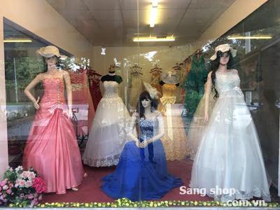 Sang Studio áo cưới Khu TT Tiệc Cưới Sóng Thần , Thủ Đức