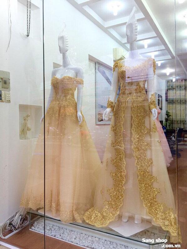 Sang Studio Áo Cưới mặt tiền Nguyễn Sơn