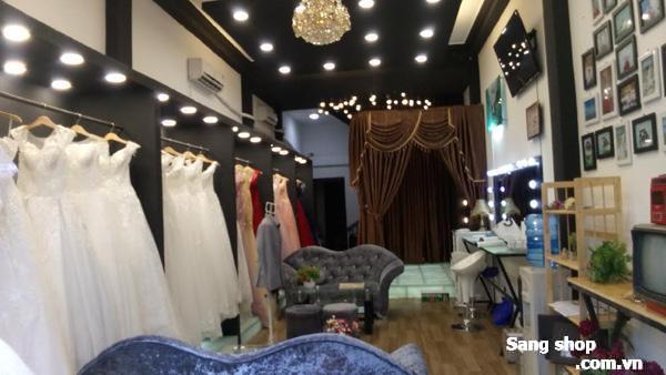Sang Studio Áo cưới mặt tiền số đường Hồ Văn Huê