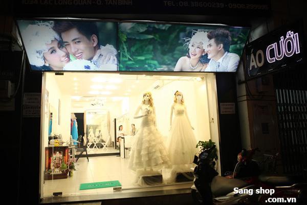 Sang Studio Áo Cưới Quận Tân Bình