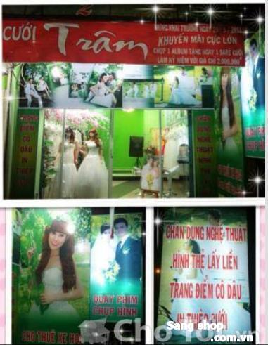 Sang tiệm áo cưới 1301 Nguyễn Duy Trinh