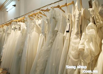 Sang tiệm áo cưới đường HỒ Văn Huê