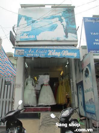 Sang Tiệm Áo Cưới Huyện Nhà Bè
