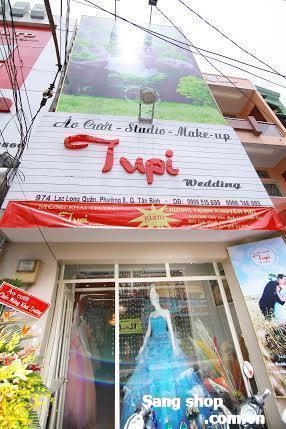 Sang Tiệm Áo Cưới Quận Tân Bình