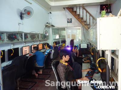 Sang tiệm Net đang hoạt động ổn định Q.Tân Phú