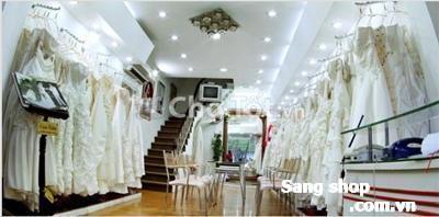 Sang tiệm váy áo cưới tại Đà Lạt