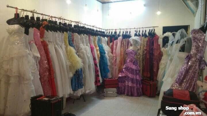 Sang toàn bộ shop áo cưới Tại Đà Nẵng