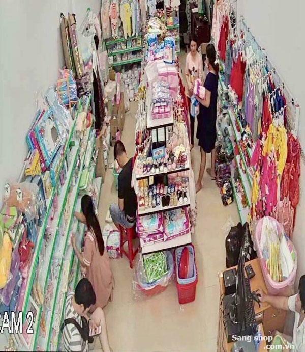 Sang toàn bộ Shop Mẹ &bé - nhượng thương hiệu